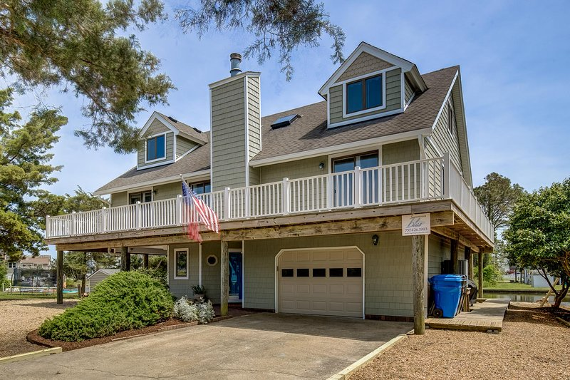 Bayside Lilypad | 1490 ft to the beach | Hot Tub, alquiler de vacaciones en Virginia Beach