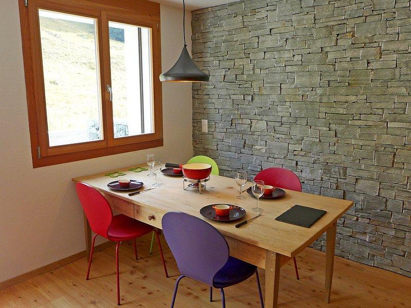 Rosablanche 003, holiday rental in Siviez