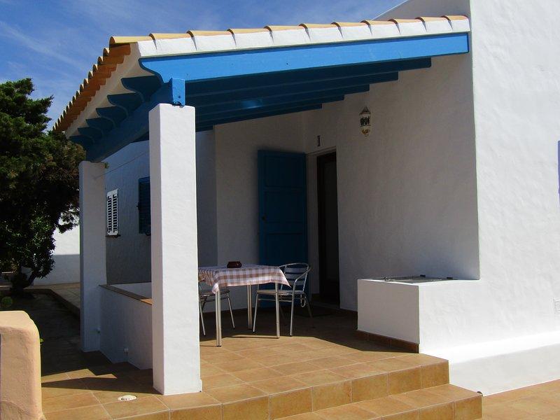 Vivienda Turistica IV Can Mariano Barber - Es Caló, vacation rental in El Pilar de la Mola