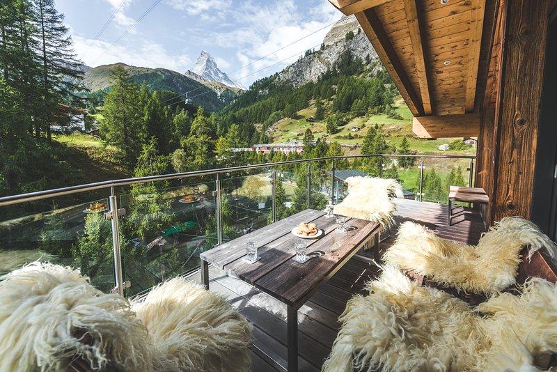 Panicha Penthouse, vacation rental in Zermatt
