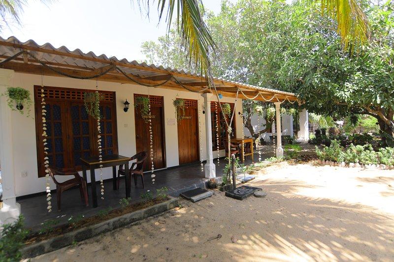 Neverbeen to Gayathri's Home, vakantiewoning in Pottuvil