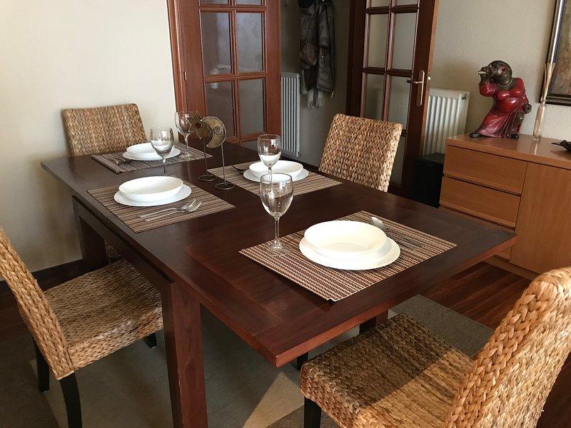 APTO LA SIRENA BRAZOMAR, holiday rental in Guriezo