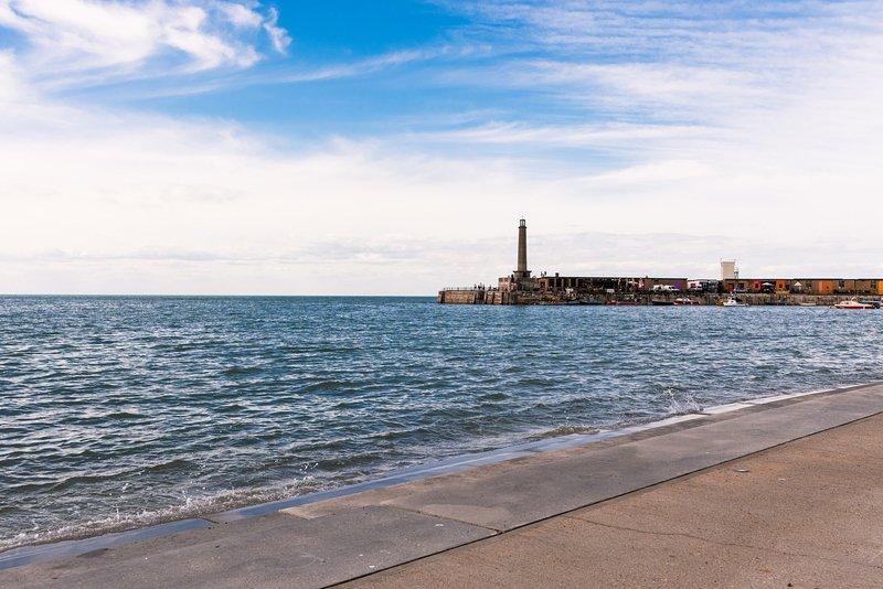 Seaview Apt SoHot Stays | 5⭐️ Location + Seaview, location de vacances à Margate