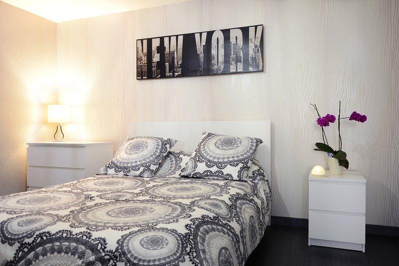 Charmant appartement, au calme à deux pas de DIJON, location de vacances à La Bussière-sur-Ouche
