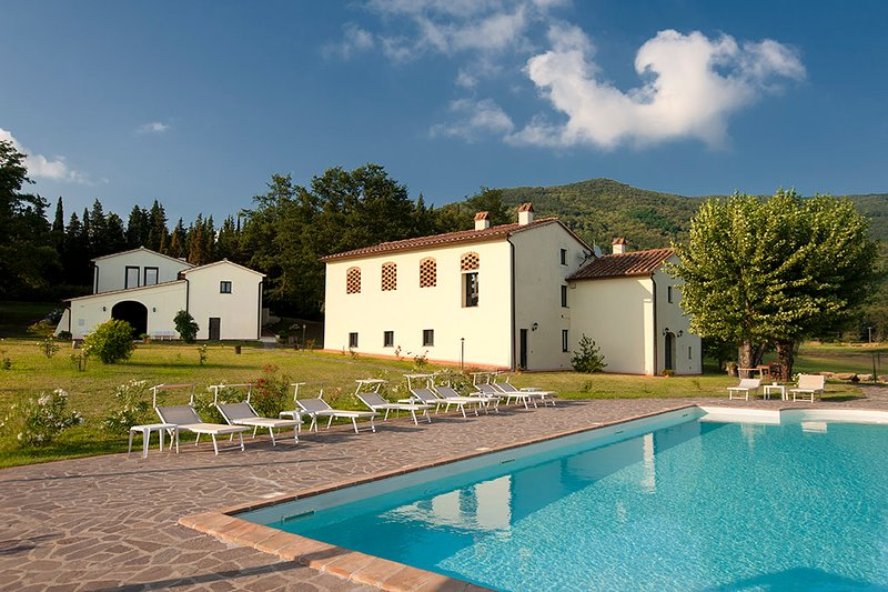 Alle Casce, vacation rental in Province of Prato