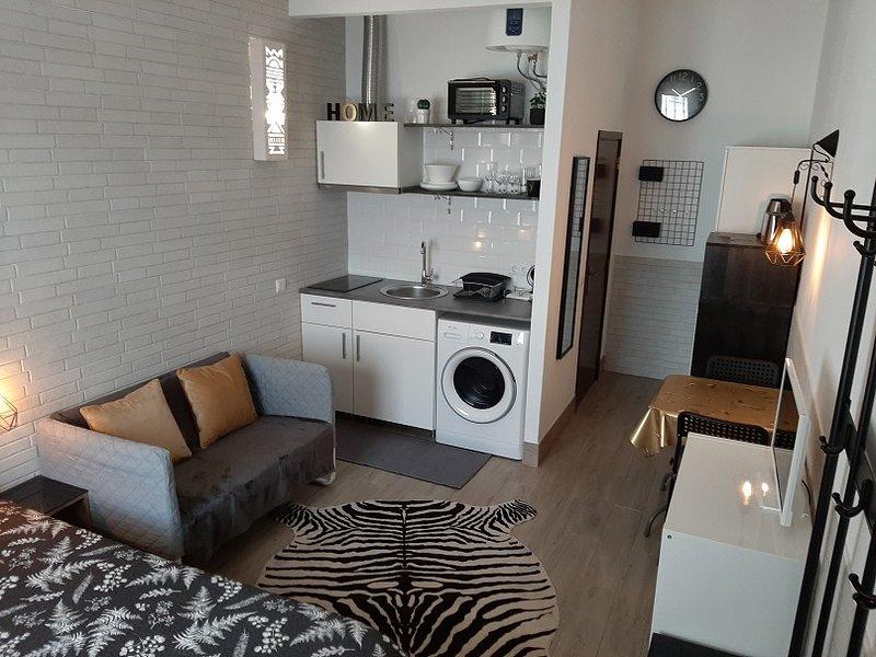 Mar Studio LOft, vacation rental in Areias de Sao Joao