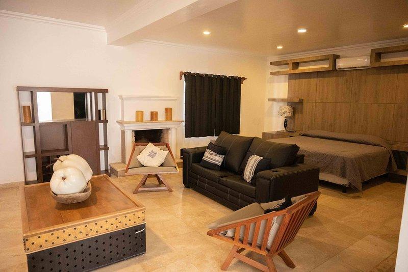 6 Departamento grande para 4 personas, holiday rental in Torreon
