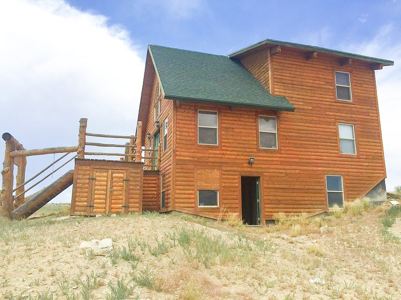 ABUELO's Mountain Cabin in the Uintah's Wilderness, holiday rental in Duchesne