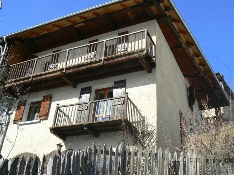 LES ORRES VILLAGE ANCIENNE FERME RENOVEE, Ferienwohnung in Les Orres
