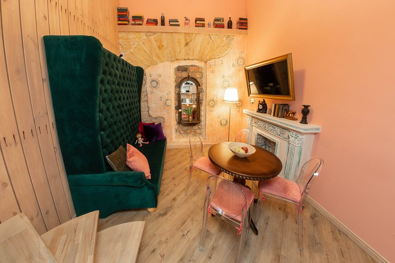 Boutique apartment Mason in historical Odessa, casa vacanza a Ucraina