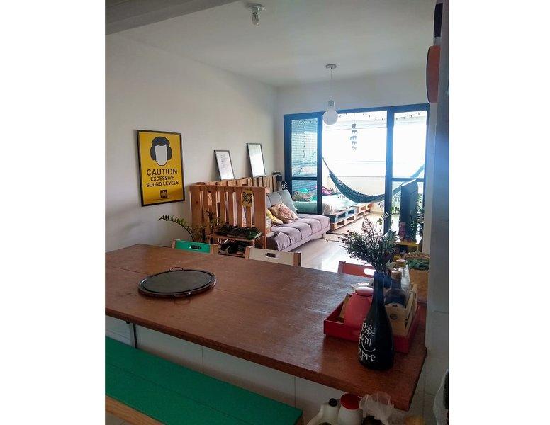 Apt. Beira Mar, vacation rental in Salvador