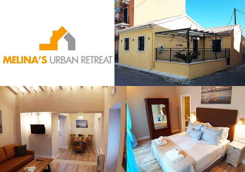 Melina's Urban Retreat, location de vacances à Kanoni
