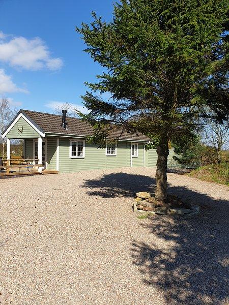 Osprey lodge, holiday rental in Elgin
