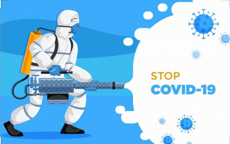 Desinfección con ozono en cada entrada y salida de huéspedes eliminando el 99,9% de bacterias/virus