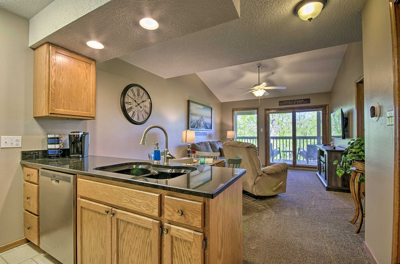 Cozy Branson Getaway, 5 Min from SDC & the Lake!, alquiler vacacional en Indian Point