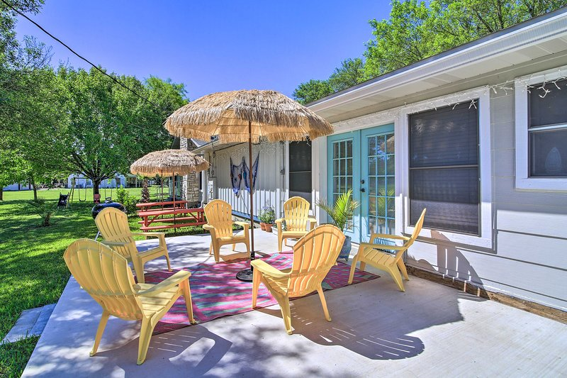 Boerne Vacation Rental Home | 4BR | 3BA | 3,200 Sq Ft | Step-Free Access
