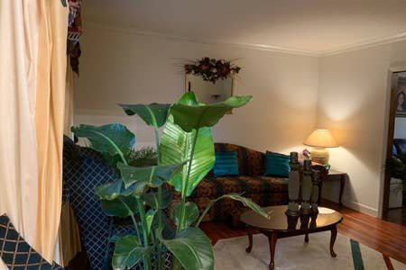Rest in our warm and elegant southern home., holiday rental in Kernersville