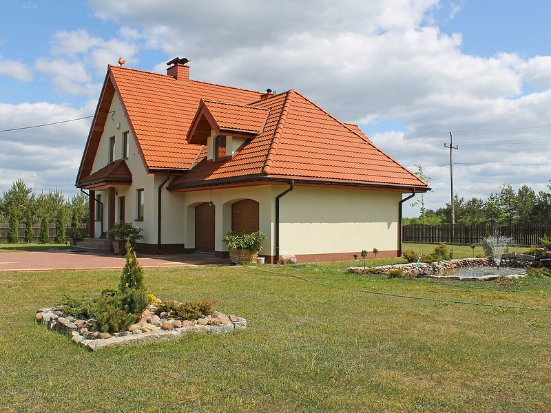 Dalny Las, holiday rental in Dusznica