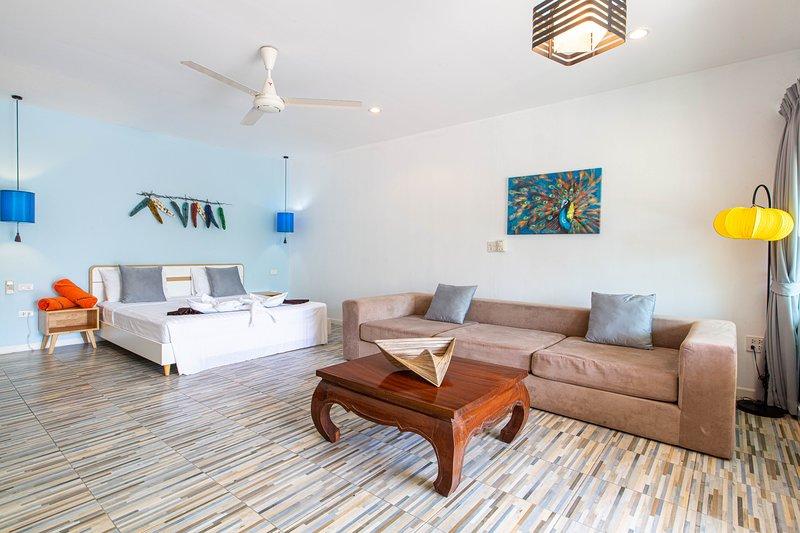 Padel Phangan suite poolside 5, alquiler vacacional en Ban Thong Nai Pan