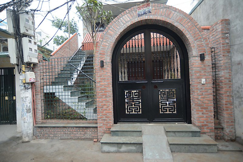 Maison de Ha - 310 Nghi Tam - Garden in city, holiday rental in Hanoi