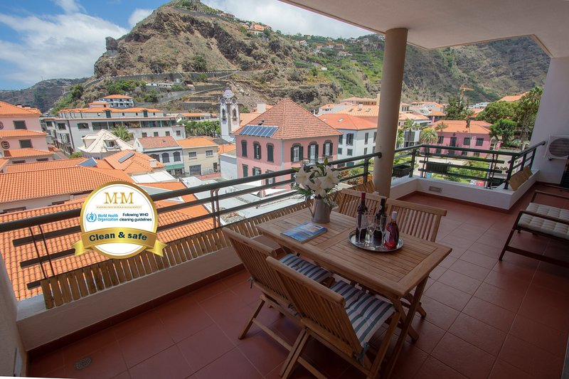 The Best Apartment by MHM, holiday rental in Ribeira Brava
