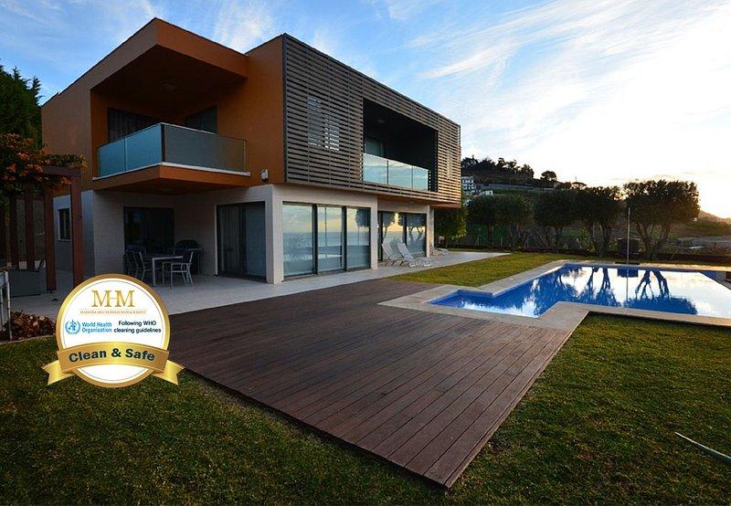 VILLA VITORIA - by MHM - Madeira Island, alquiler vacacional en Câmara de Lobos
