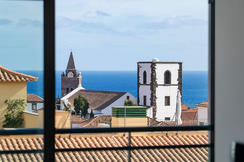 View of the Cathedral of Funchal