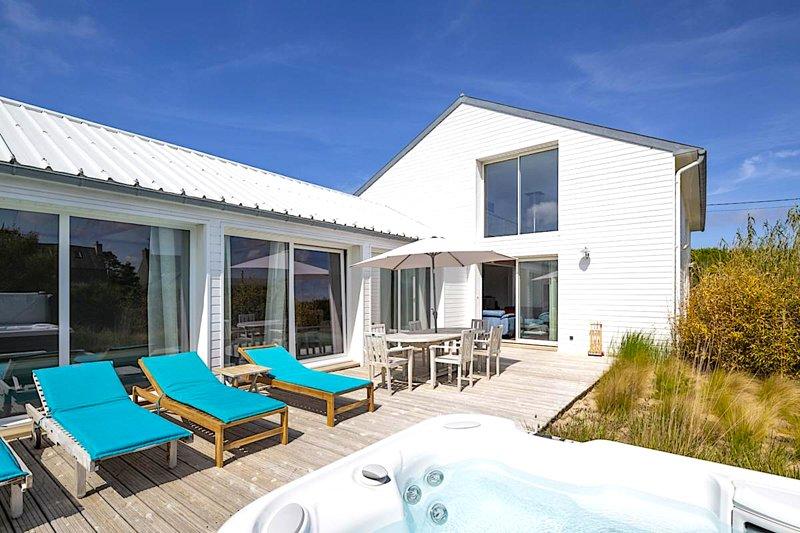 Bretagne - Villa des Dunes des Amiets, holiday rental in Cleder