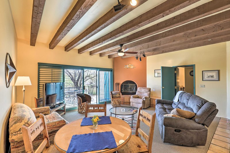 Head to Tucson and stay at this vacation rental!