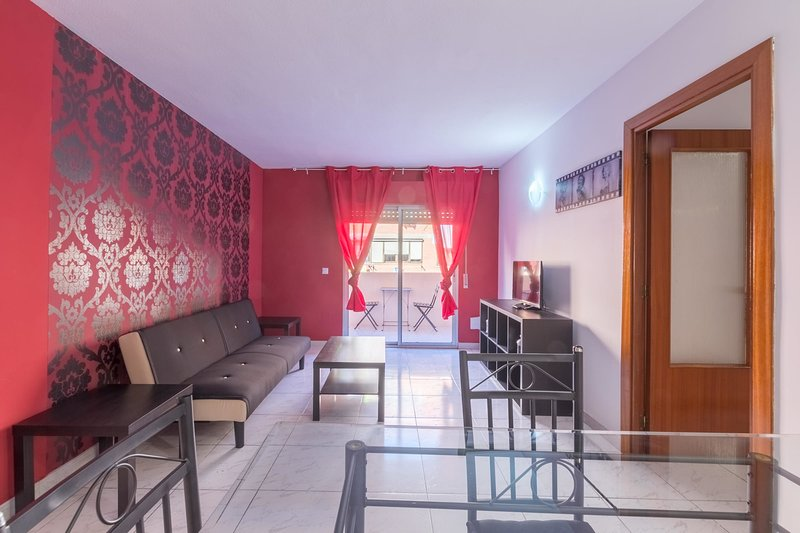El Greco Apartment in UNESCO City close to Madrid, holiday rental in Cobena