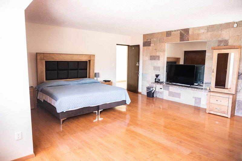 13 Habitacion Grande Para 2 Personas, holiday rental in Torreon