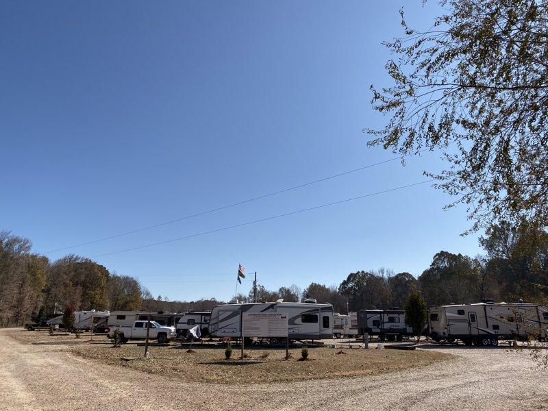 Rebel RV Park, holiday rental in Sardis