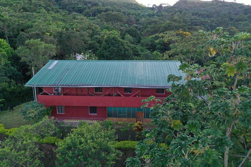 Hacienda Selva Alta - Ecolodge en Tarapoto, aluguéis de temporada em Sauce