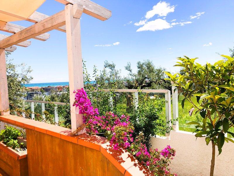 App Anastasija 600 metri dal mare, vacation rental in Tollo