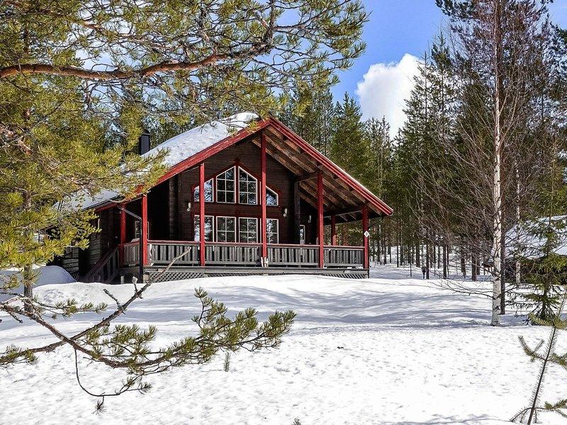 Vasokka, alquiler vacacional en Raudanjoki