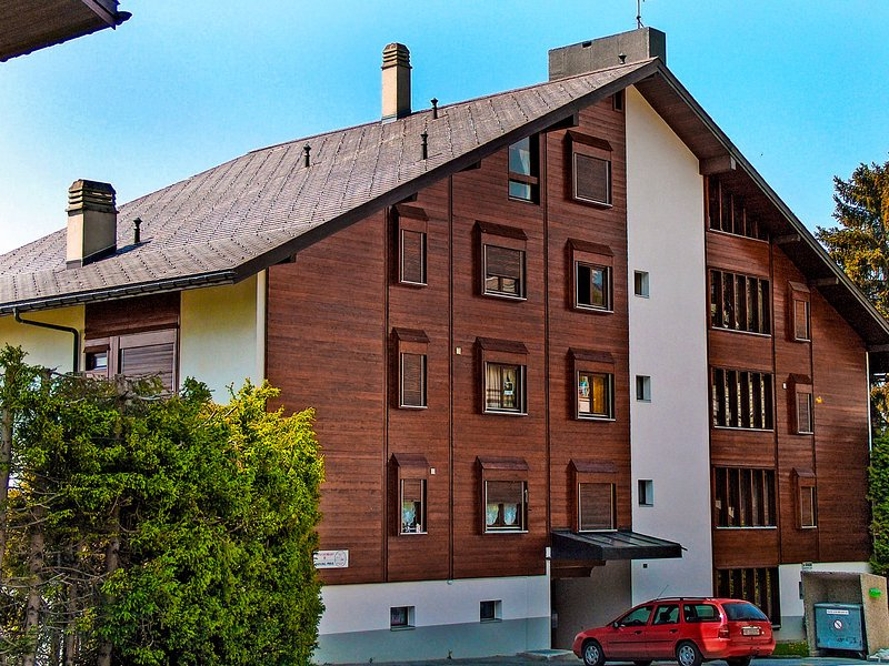 San Giorgio A/B, Ferienwohnung in Crans-Montana