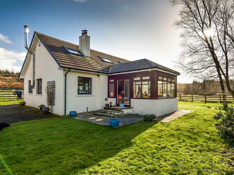 Borgan Cottage, Newton Stewart, vacation rental in Newton Stewart