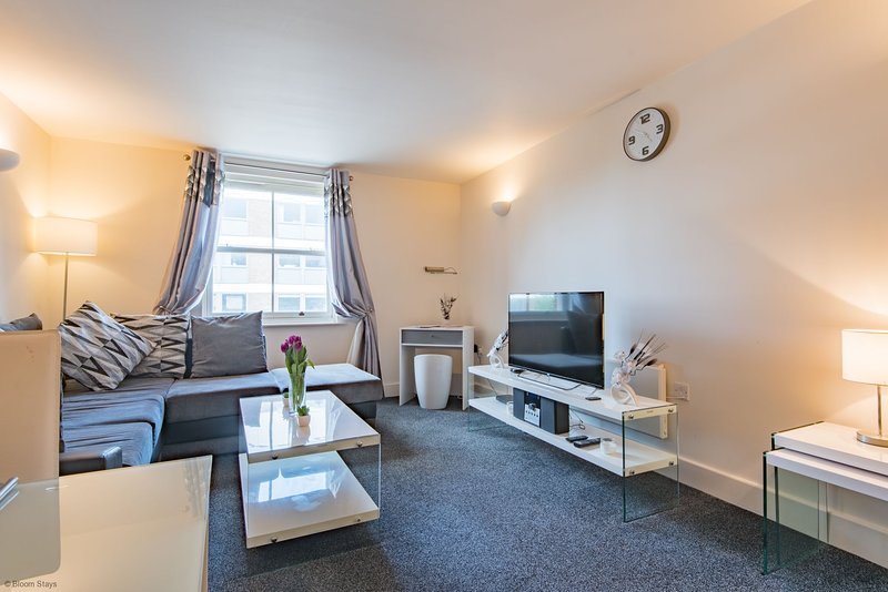 The Contemporary Apartment, holiday rental in Bishopsbourne
