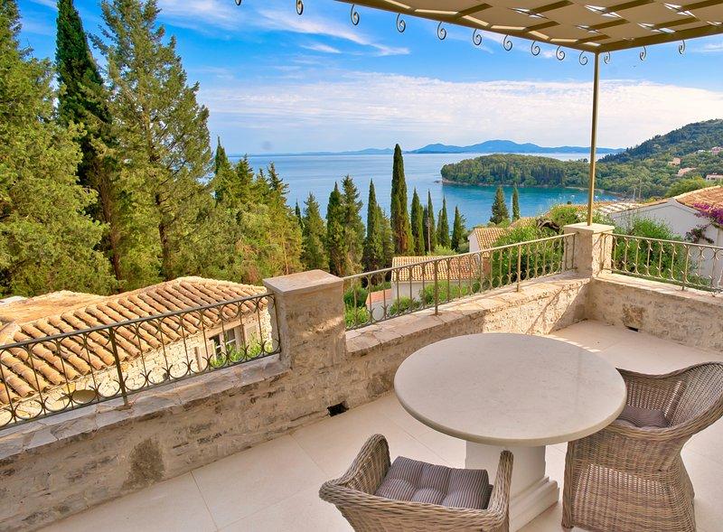 Paleopetres K-Eight - Premium Suite - Kalami - Pool - Sea Views, location de vacances à Kalami