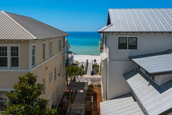 Recently Renovated!!! Stunning Gulf Views-Steps to Private Beach Access-2X Commu, holiday rental in Seagrove Beach