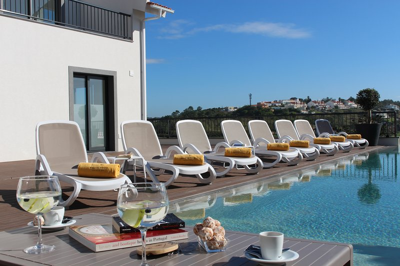 Pool View Residence, vacation rental in Nadadouro