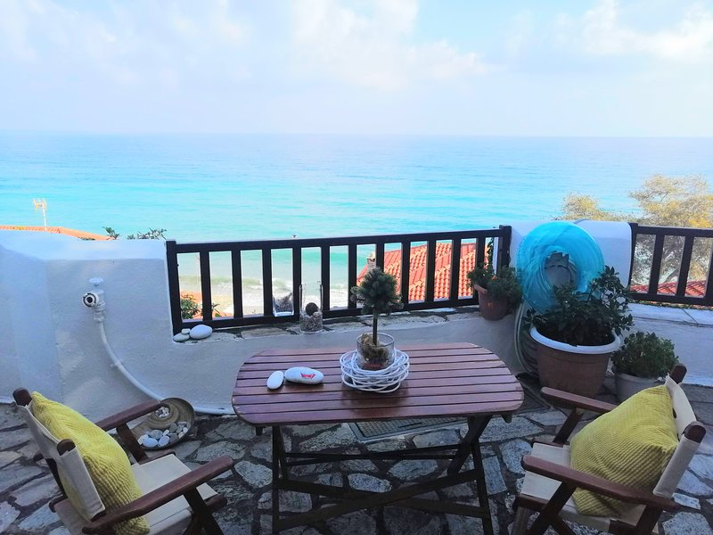 Ocean Blue Residence Agios Ioannis Pelion, vacation rental in Mouresi