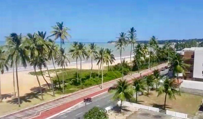 Luxo e conforto à beira mar., aluguéis de temporada em Paraíba