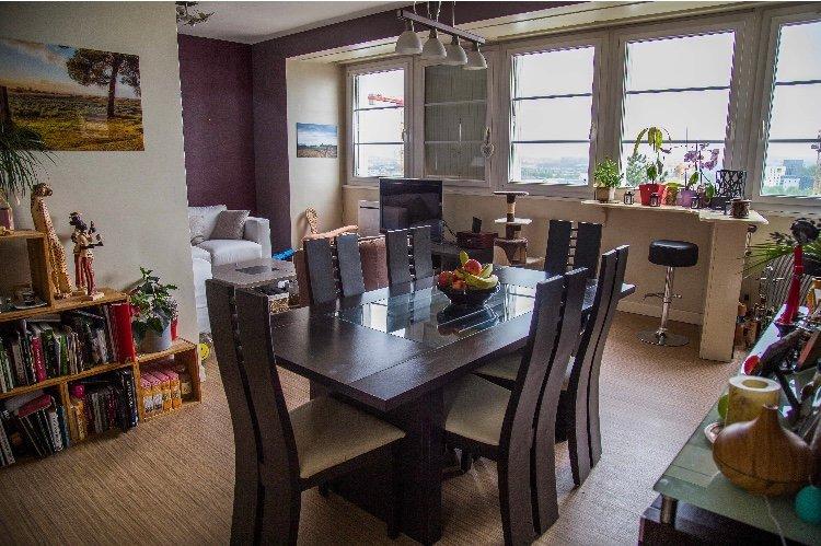 Appartement lumineux avec vue dégagée, alquiler vacacional en Saint-Martin-de-Boscherville