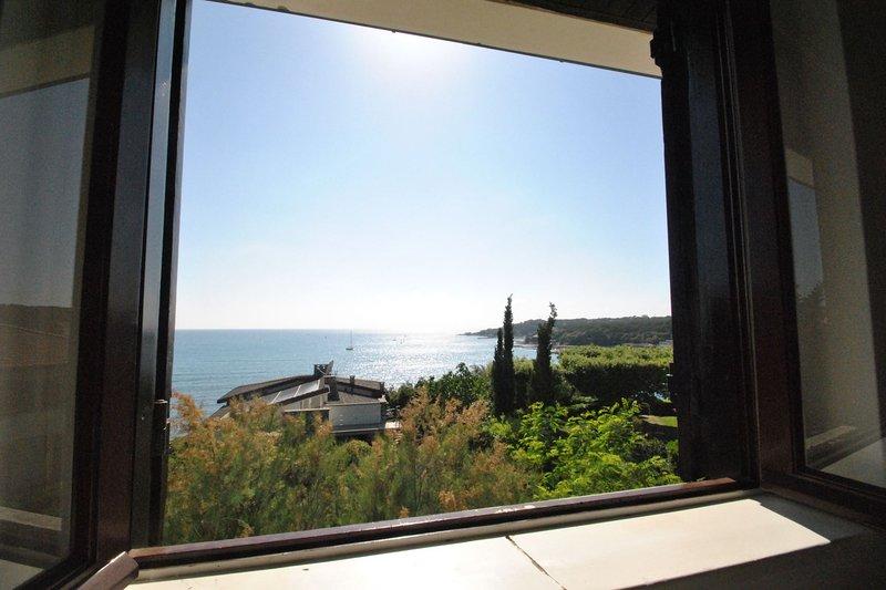 Sul mare con terrazza - Trilocale TIPO A, holiday rental in Rosignano Solvay