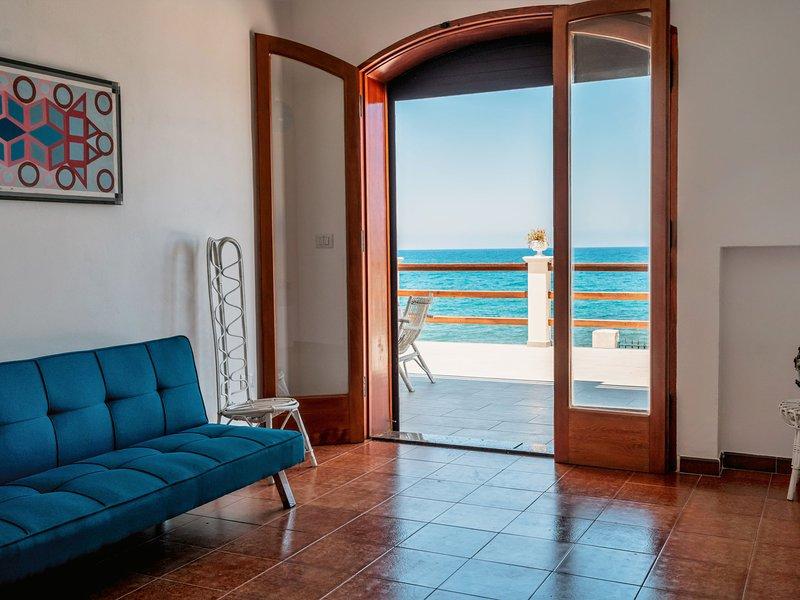 Nina, holiday rental in Marina di Caronia