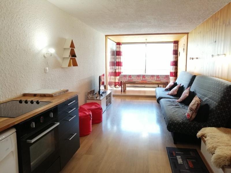 Appartement 2 pièces rénové sur pistes pour 6, Pra Loup, holiday rental in Meolans Revel