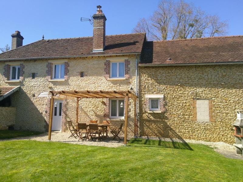 Les Tilleuls, holiday rental in Foucheres