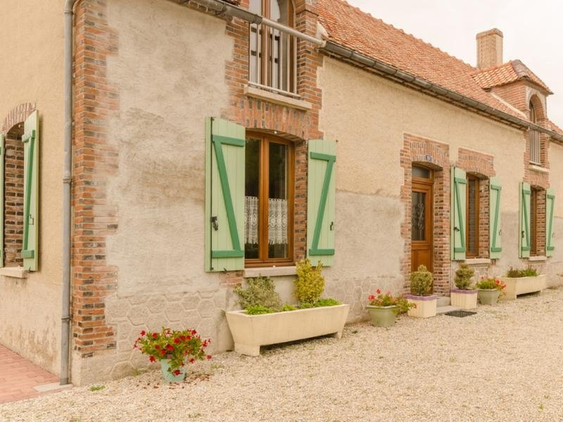 Le Beau Lieu, holiday rental in Saint-Hilaire-sous-Romilly