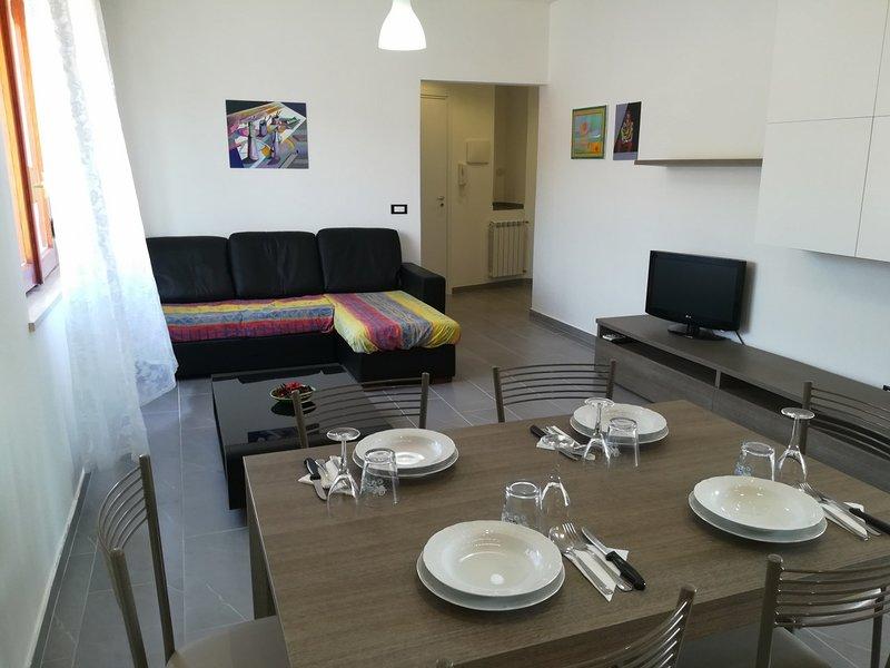 Intero appartamento al centro di Silvi Marina - a due passi dal mare, alquiler de vacaciones en Torre di Cerrano
